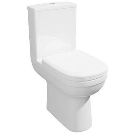Kartell Lifestyle Comfort Height Close Coupled WC