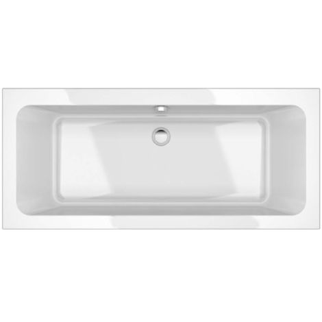 Kartell Options Double Ended Bath 1800mm x 800mm