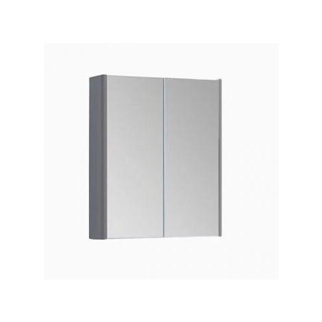 Kartell Options Mirror Cabinet 500mm Stone Grey