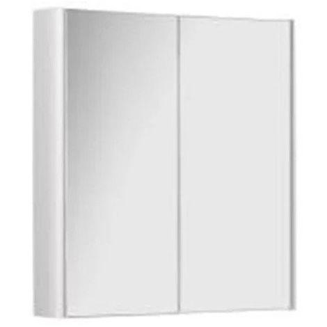 Kartell Options Mirror Cabinet 500mm White