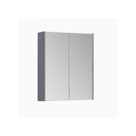 Kartell Options Mirror Cabinet 600mm Stone Grey