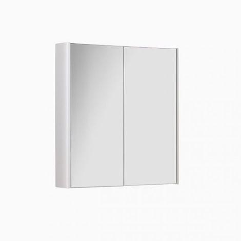 Kartell Options Mirror Cabinet 600mm White