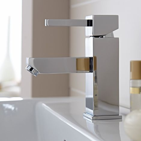 Kartell Pure Brass Mono Basin Mixer