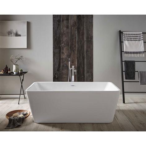 Kartell Pure Freestanding Bath 1700mm x 800mm
