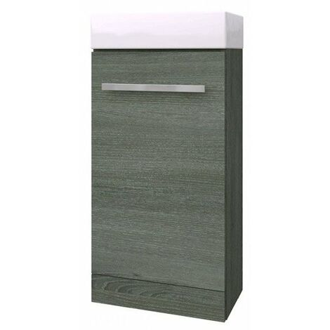 Kartell Purity Cloakroom Unit - Grey Ash