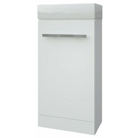 Kartell Purity Cloakroom Unit - White