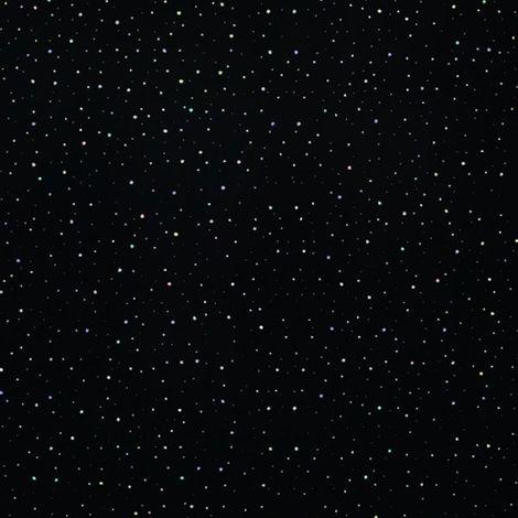 Kartell PVC Wall Panel Black Rainbow Drop 2400mm X 1000mm