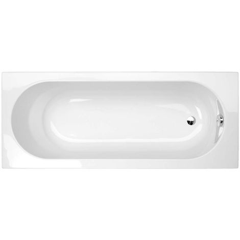Kartell Revive Single Ended Bath 1600mm x 700mm