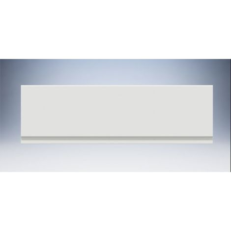 Kartell Sonic Reinforced Acrylic Front Bath Panel 1700mm