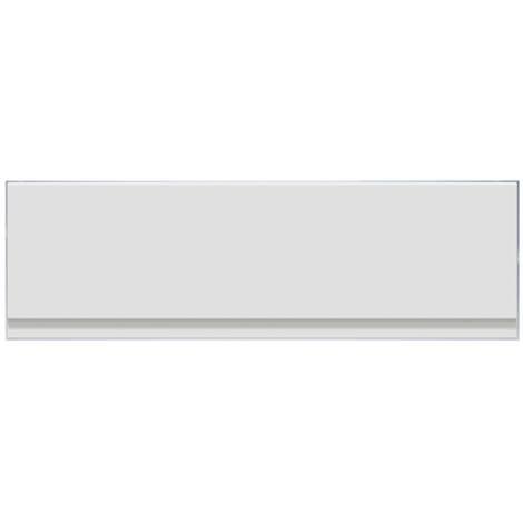 Kartell Sonic Reinforced Bath Panel 1800mm White