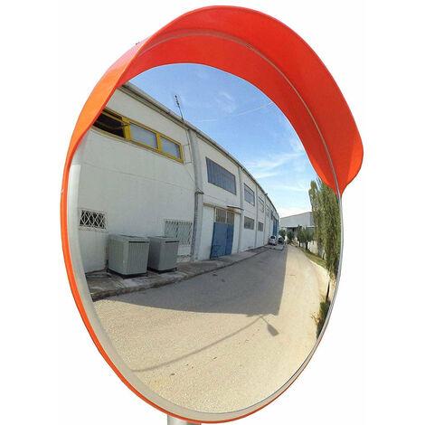 KATSU 180 Degree Outdoor Convex Road safety Mirror 45cm