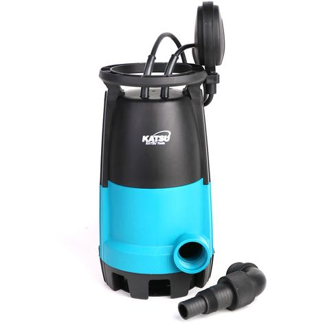 KATSU 400W Heavy Duty Submersible Clean And Dirty Waste Pond Water Pump