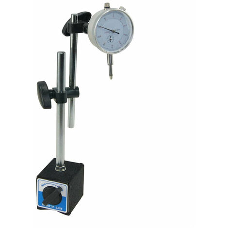 Dial indicator with Magnetic base 0-10mm