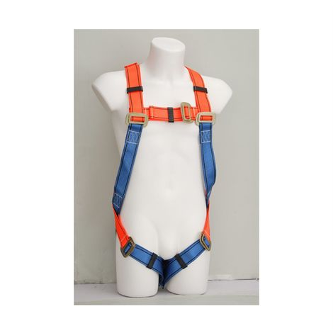KATSU Scaffolders Mountain Climbing Full Body Saftey Harness Fall Arrest