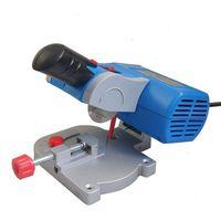 KATSU Tools Art Craft Mini Cut Off Machine Mitre Saw W/Steel Cutting 50Mm Blade