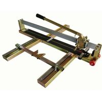 KATSU Tools Heavy Duty High Precision Manual Tile Cutter 800Mm St6603