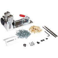 KATSU Wood Pocket Jig Kit Woodworking Tool for Screw Drill Portable Carpenter
