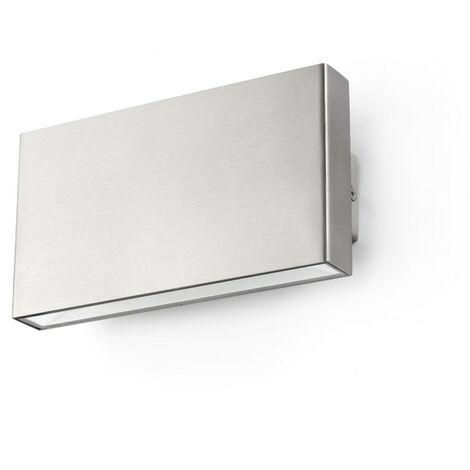 KAULA Applique extérieure - Nickel mat