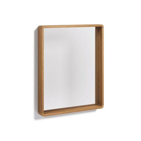 Kave Home - Miroir Kuveni 80x65 cm