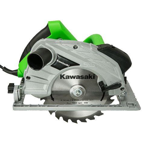Kawasaki Handkreissäge K-CS 1400 Laser