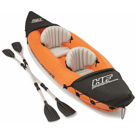 Kayak canoë Bestway 65077 Lite Rapid x2 Hydro-Force pour 2 personnes Gonflable