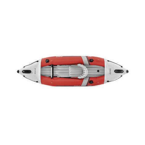 Kayak excursion pro K1 - Intex - L 91 x P 305 x H 46 cm - Rouge - Livraison gratuite