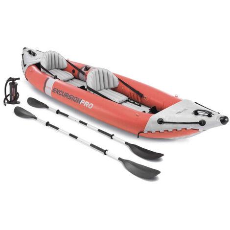 Kayak Gonflable Intex Excursion Pro - 2 places