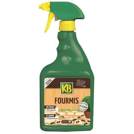 KB Antifourmis - Pret a L'emploi - 750 ml