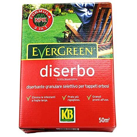 "main image of ""KB Concime Evergreen Diserbo PFnPE, 1kg"""