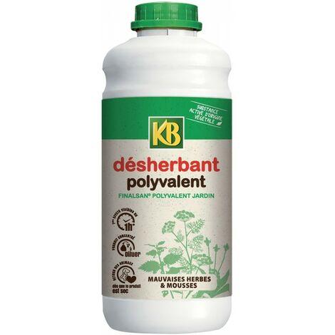 KB - Désherbant Polyvalent - Finalsan jardin 750 ml