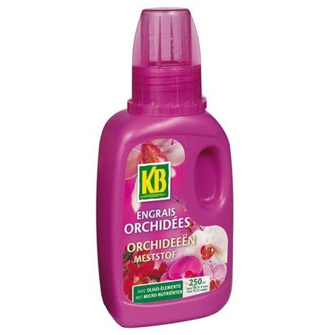 KB - Engrais orchidées - 250 mL