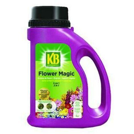 KB FLOWER MAGIC SEMENTE FIORI + CONCIME + FIBRA DI COCCO 1 KG FER 277846