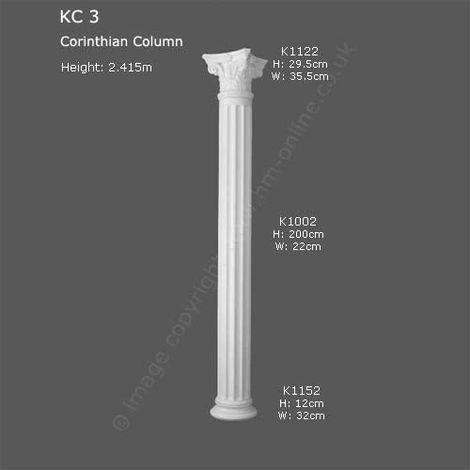 KC3 Corinthian Column