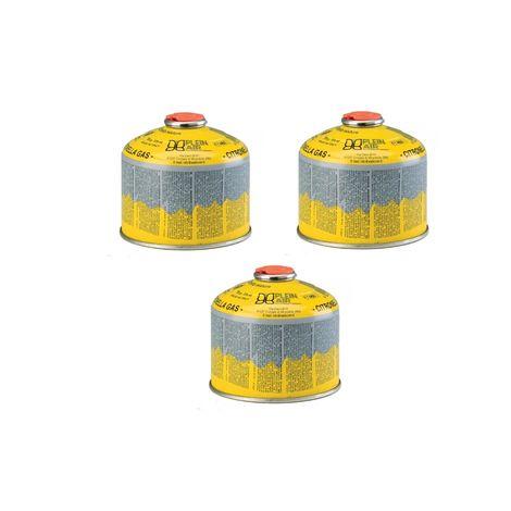 Kemper 3 x cartouche 230g butane et propane - parfum citronnelle