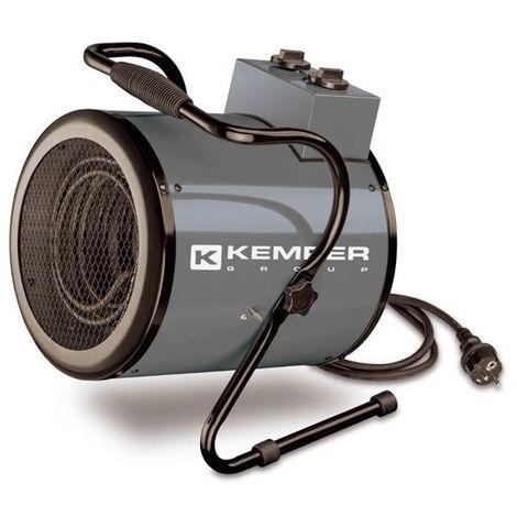 Kemper Générateur d'air chaud Electrique 3kw 65310E