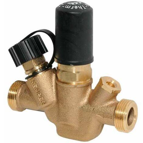 KEMPER Weser Multi-Therm DN 15 automatisches Zirk. Regulierventil 50-65°C 1410G015