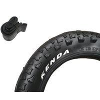 Kenda K850 Reifen AV 12 1/2 x 2 1/4 62-203 Kinder Roller Fahrrad mit Schlauch526221s