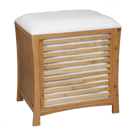 Bathroom And Living Room Storage Bench
