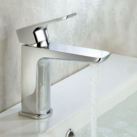 Keninton Bathroom Basin Mono Mixer Tap