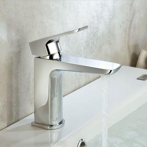 Keninton Bathroom Cloakroom Basin Mono Mixer Tap