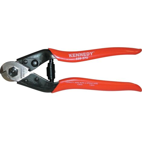 """Kennedy 170mm/7"""" Wire Rope Cutters"""