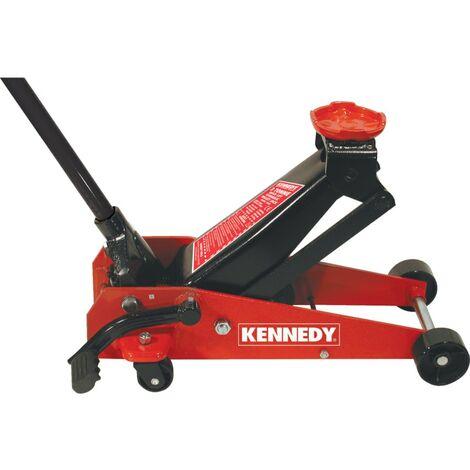 Kennedy 3- Tonne Quick Lift Hydraulic Trolley Jack