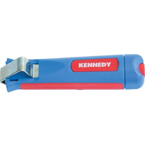 Kennedy 4-16MM Swivel Blade Cable Stripper