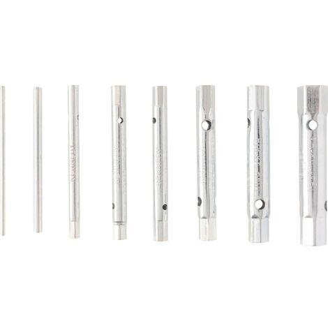 Kennedy 6-PCE Box Spanner Set 0-10BA C/w Tommy Bars