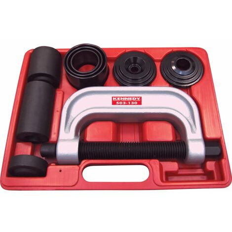 Kennedy Ball Joint Service Tool Set With 4X4 Adaptor