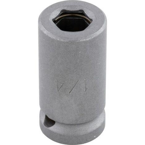 "Kennedy Bit Socket 1/4"" S/d x 1/4"" Hex Magnetic Bit Holder"