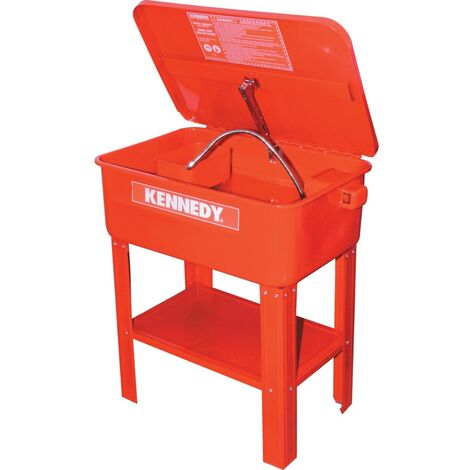 Kennedy Floor Standing Parts Washer 50LTR