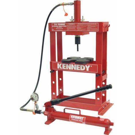 Kennedy HBP010 Hydraulic Bench Press 10-TON