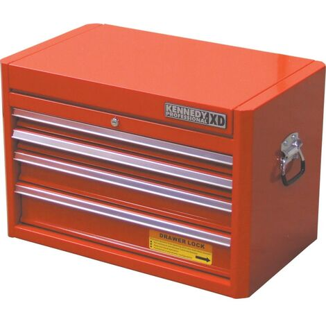 Kennedy-Pro 4-DRAWER Extra Heavy Duty Tool Chest