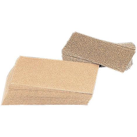 Kennedy Schleifpapier Schleifbögen 230 x 93mm K50 Handschleifpapier